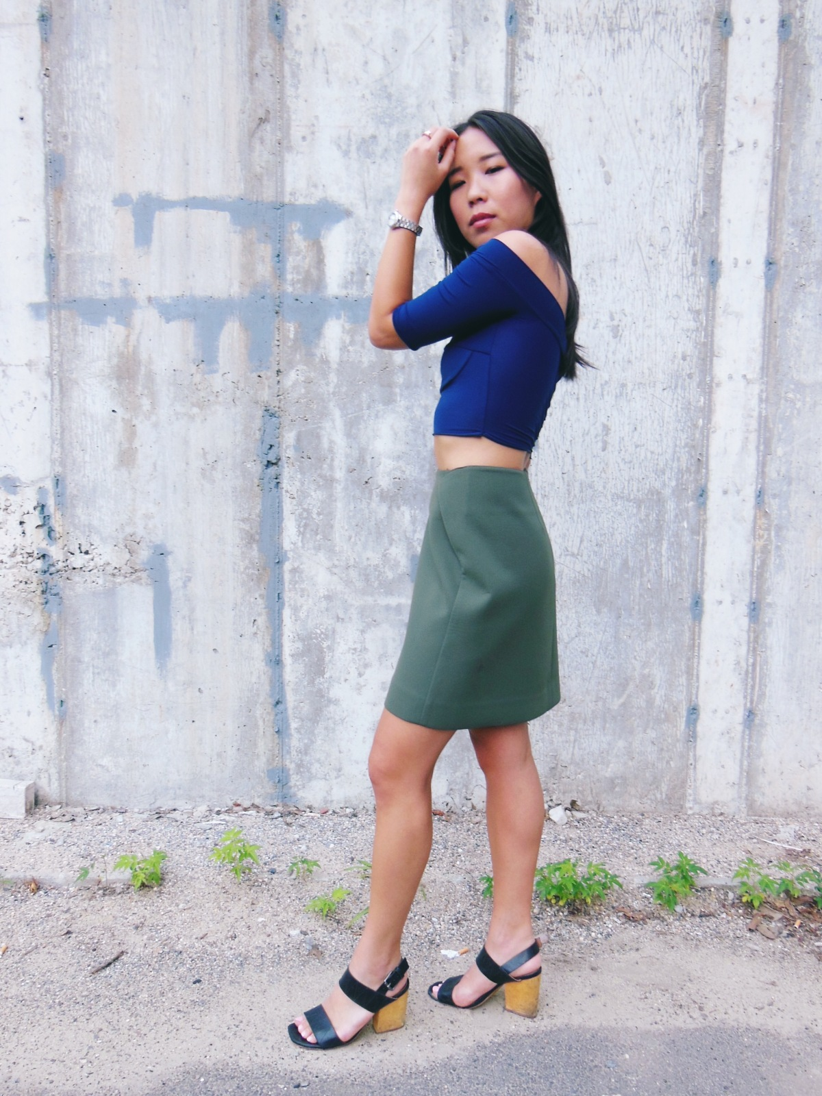 3 - A-line Skirt - Leisure 2