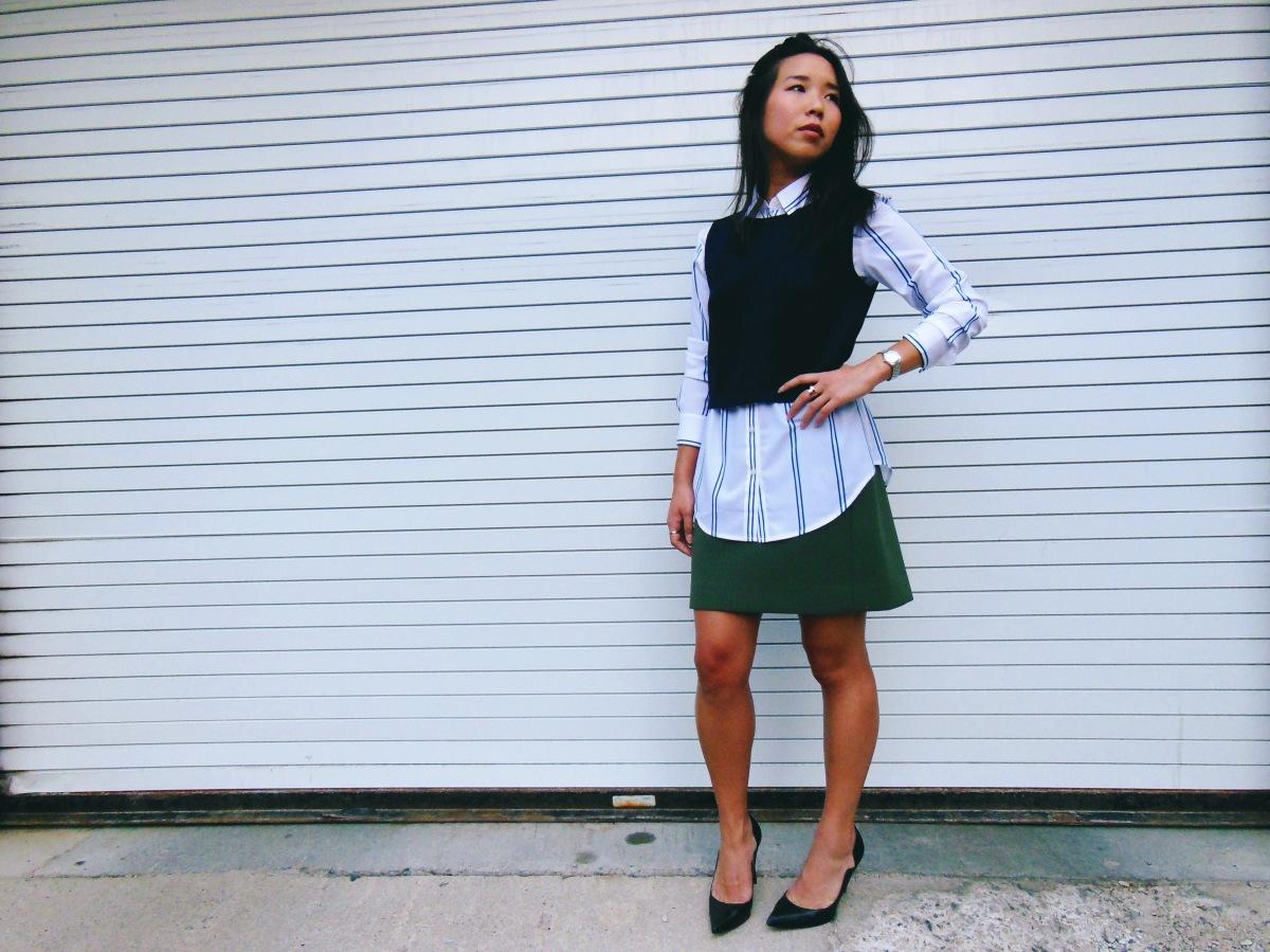 3 - A-line Skirt - Pro 1