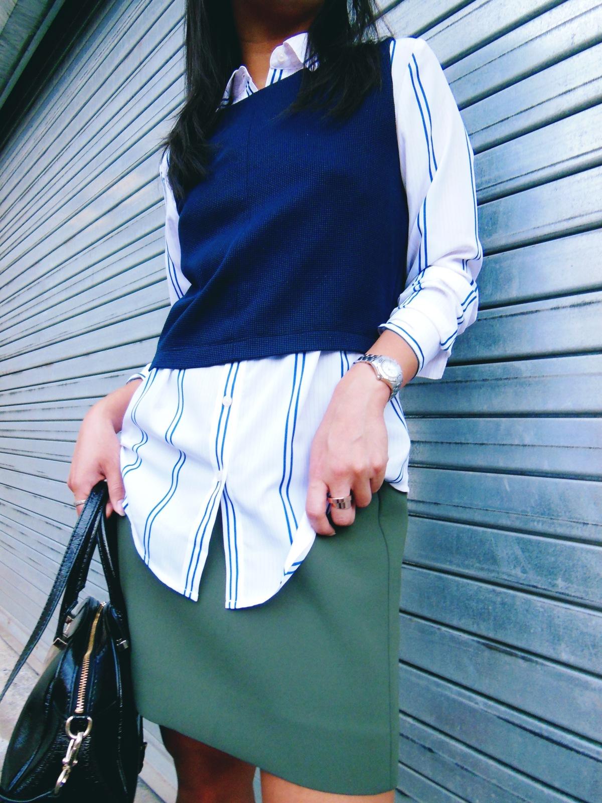 3 - A-line Skirt - Pro 3